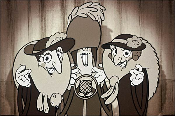 les triplettes de belleville le film
