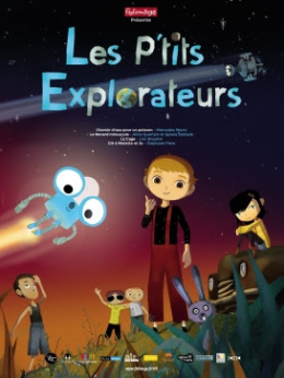 Les P'tits explorateurs