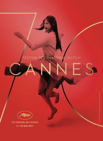 Affiche Cannes 2017